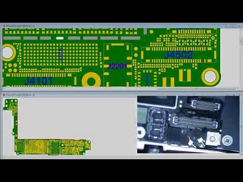 iPhone 7+ Diagnosing and Repairing a Bad Backlight