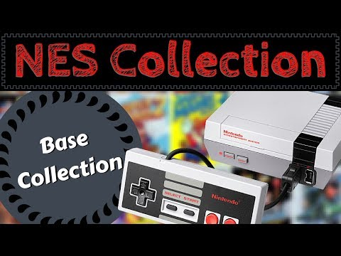NES Base Game Collection | February 2018