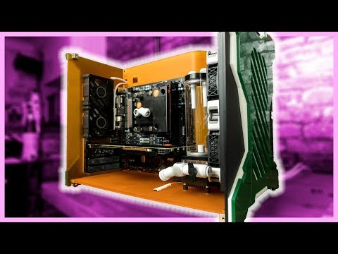 Titanfall 2 Custom Water Cooled PC ( Part 1)
