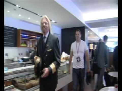 Virgin Atlantic Celebrates 25th Birthday by Recreating ...