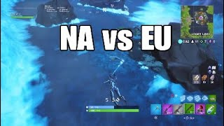 Which Server Has Better Players? (Fortnite Battle Royale)