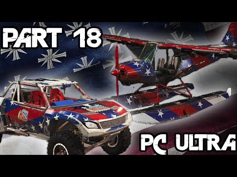 Far Cry 5 Walkthrough Gameplay Part 18 - BAILOUT  , STARS AND STRIPES - Max Settings (ULTRA)[HARD]