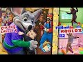 SHAWN Goes To CHUCK E CHEESES FUNnel Fam Roblox Obby Competition FV Family