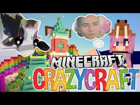 Dreamy Make-overs   Ep 27   Minecraft Crazy Craft 3.0