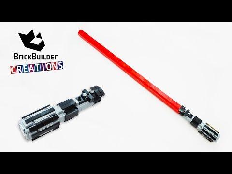 LEGO MOC LIFE SIZE LIGHTSABER! | 474pcs | Brick Builder Creations