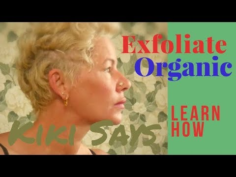 How to #Exfoliate for #Gorgeous #Skin - #Natural #Face #Care - #Glowing #Skin