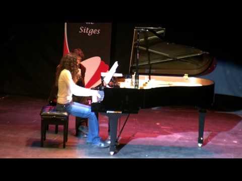 XXXIV Mostra de Joves Intèrprets Sitgetans Montserrat Almirall de Sitges 2013