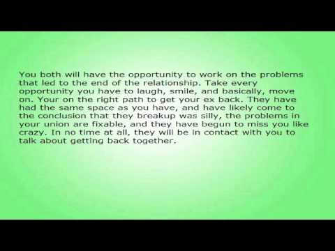 It Isn't Hopeless! How to Get Your Ex Back Even When It Seems For Naught?.avi