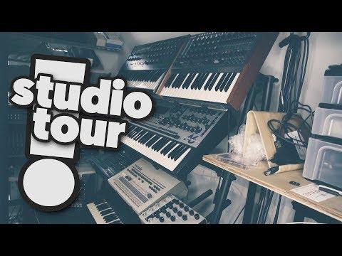 STUDIO TOUR [Supah Dupah's Crib] (2018)