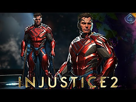 Injustice 2 Online - AWESOME NEW SUPERMAN GEAR!