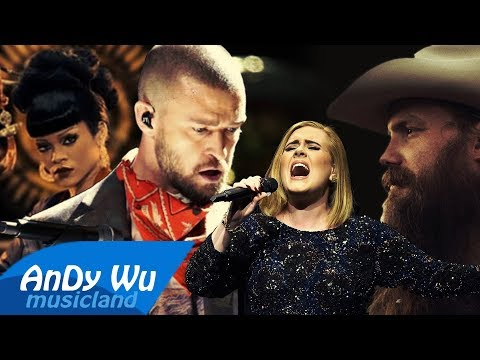 Justin Timberlake - Say Something (Adele Remix) ft. Chris Stapleton, Rihanna