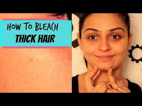 HOW TO BLEACH THICK HAIR |  NEW TRICKS TO BLEACH  😵
