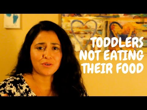 What To Do When Your Toddler Refuses To Eat Food