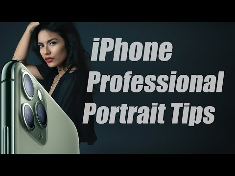5 Essential Tips to take Professional Photos with an iPhone