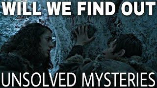 10 Unsolved Mysteries That Still Need Answered! - Game of Thrones Season 8 (End Game)
