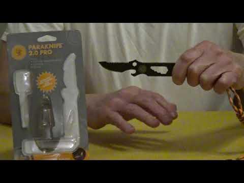 Camping Knife - Multi Tool
