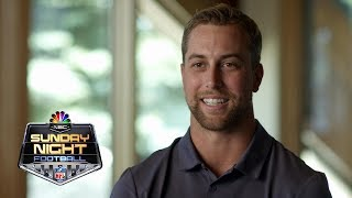 Vikings' Adam Thielen reflects on his incredible journey to the NFL I NBC Sports