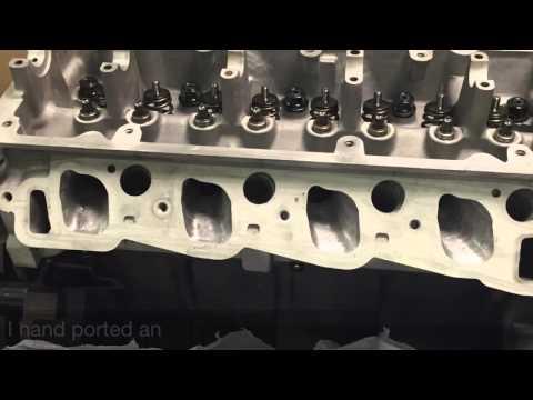 2004 Mustang GT stroker engine build