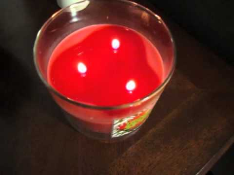 Foil Trick - How to Get Your Candles to Burn Properly!!