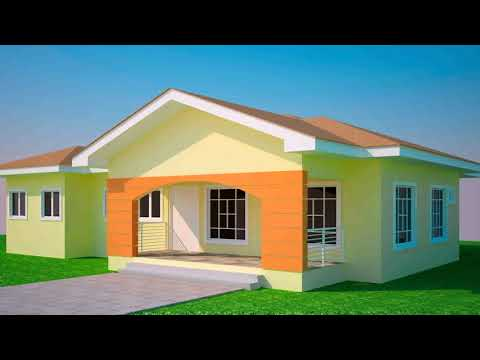 3 Bedroom House Building Plans