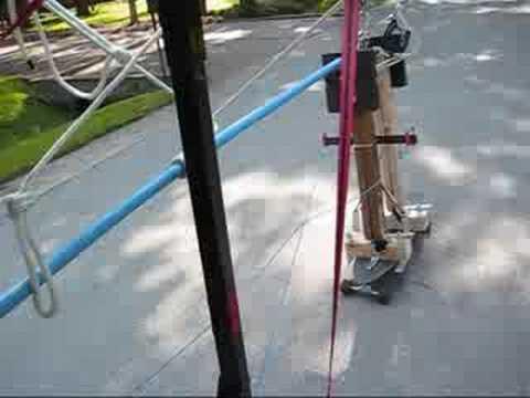 Longboard Speed Wobble Research Test Vehicle