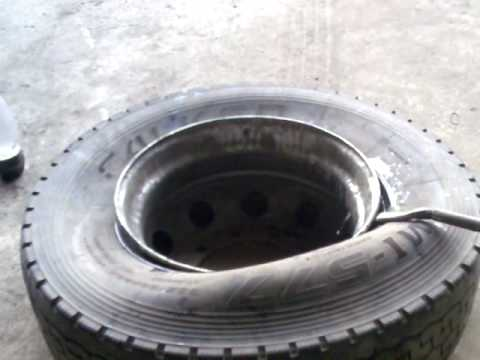 install tubeless tyre
