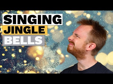 Singing Jingle Bells with Music Production Presets