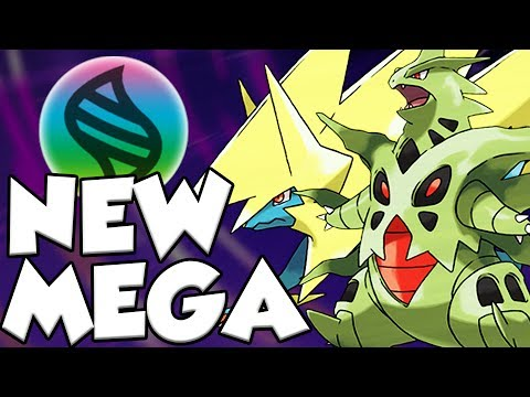 NEW MEGA STONES RELEASED!