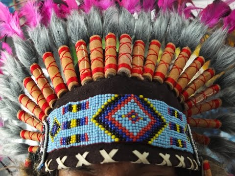 American Indian Headdress for Everyone - Indian Headdress