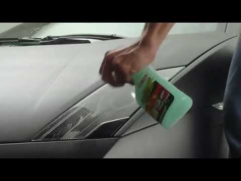 How to Clean Car without Water - Car Care Tips