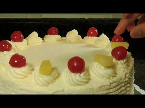 Pineapple Cake Recipe - Homemade Pineapple Cake - Video Recipe by (HUMA IN THE KITCHEN)