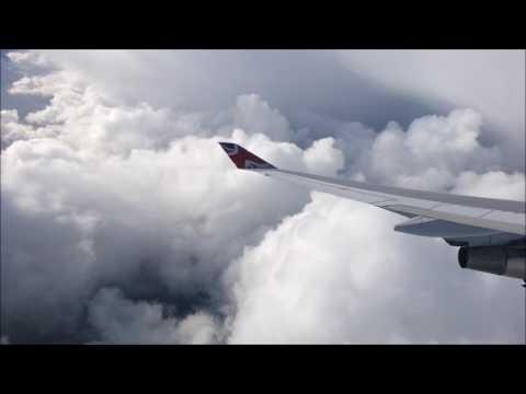 Gatwick to Orlando - Virgin Atlantic 744 VROS