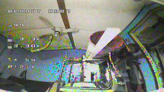 Mob7 V1 Frame With Happymodel 0803 16000kv 1-2s