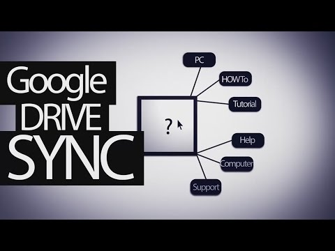 Sync Files and Folders Outside of Google Drive