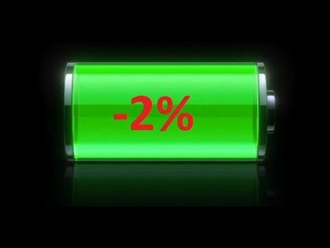 Cara Mengatasi Baterai Minus Dua  2 Pada Xiomi Note 3 100% Work
