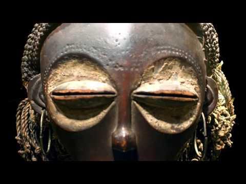Female (pwo) mask (Chokwe peoples)