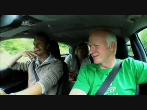 Fifth Gear -  Fuel Economy Test