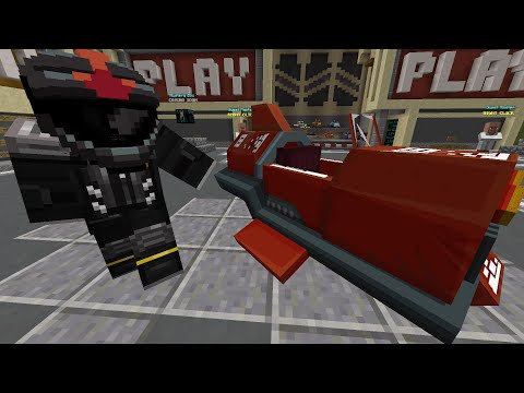 Hypixel - Turbo Kart Racers: There is no winning...