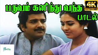 பருவம் கனிந்து    Paruvam Kaninthu  Vantha   K. J. Yesudas,Vani Jayaram Love Duet H D Song
