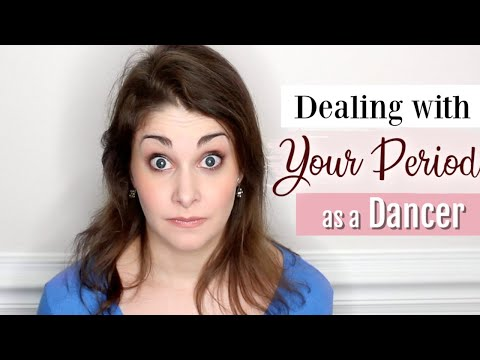 Dealing with Your Period as a Ballet Dancer | Kathryn Morgan