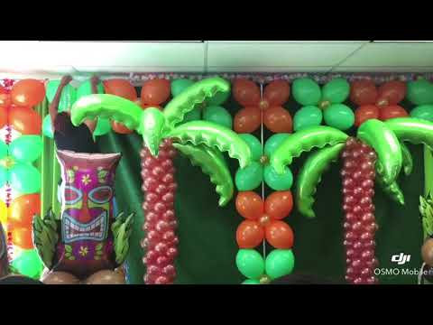Balloon decorating classes