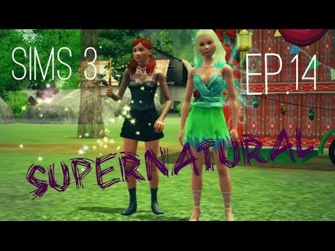 SIMS 3 SUPERNATURAL(EP.14)