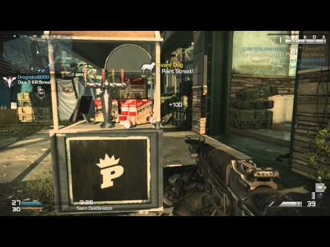 Call of Duty Ghosts - TDM - Strikezone (12/17/2013) - (75-64) -