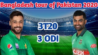 Good news Bangladesh ready to playing cricket to Pakistan | Pak Vs Ban |