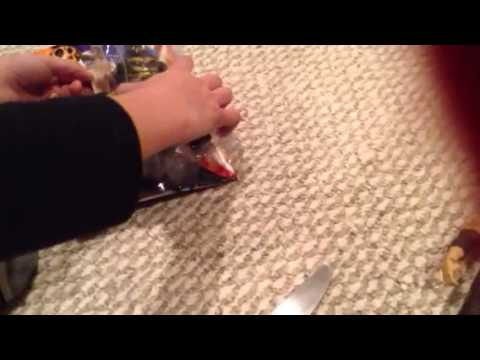 Wwe toy unboxing review of gold dust and kane