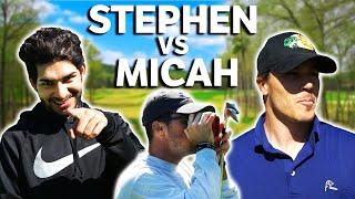 The Match   Stephen Vs. Micah - 9 Holes