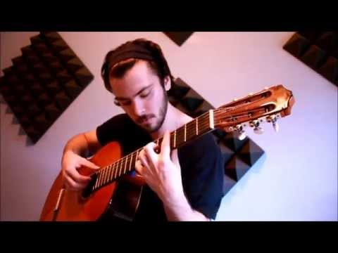 Beauty And The Beast - classical guitar - New Orleans Louisiana wedding musician