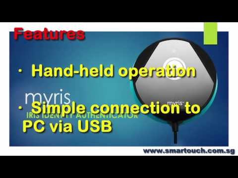 Access Control System Iris Based Identity Authentication myris Features