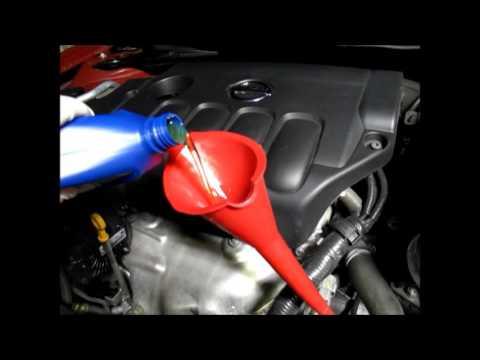 Nissan Altima CVT Trans Full Flush fluid Sentra Juke Maxima Versa Rouge Pathfinder