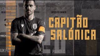 Captain Salonica - PAOK TV